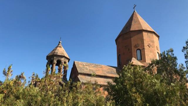 Khor Virap Armênia Cáucaso
