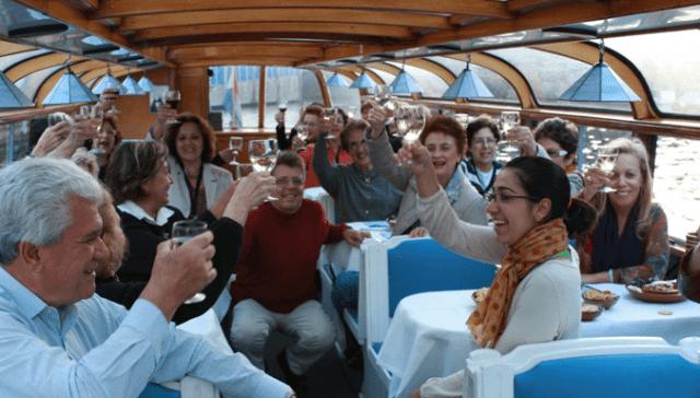 Barco canais Holanda