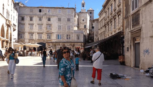 Dubrovnik Croácia Bálcãs