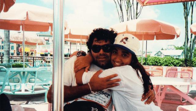 viagem para a Disney anos 90