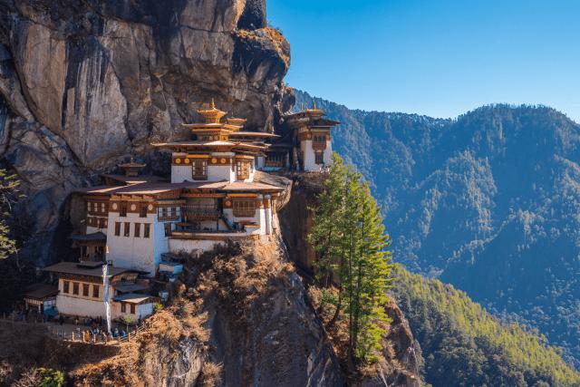 Paro Butão destinos para renovar as energias