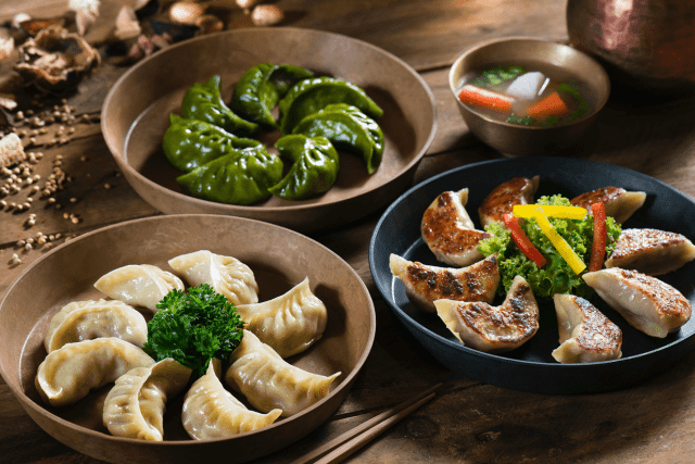 dumpling china