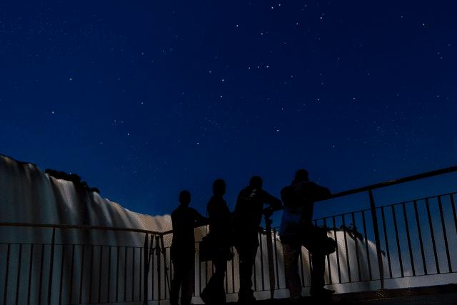 arco-íris lunar belmond cataratas