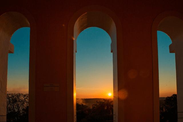 mirante pôr do sol belmond hotel das cataratas