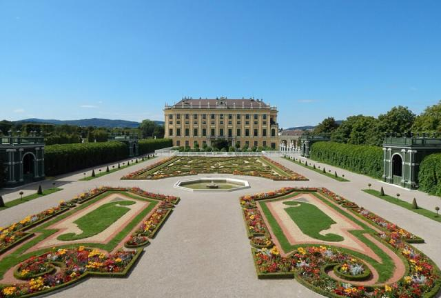 Palácio deSchönbrunn