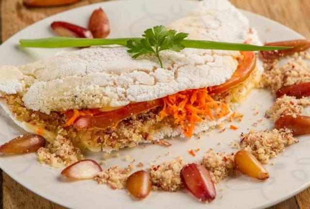 tapioca bahia brasil culinária