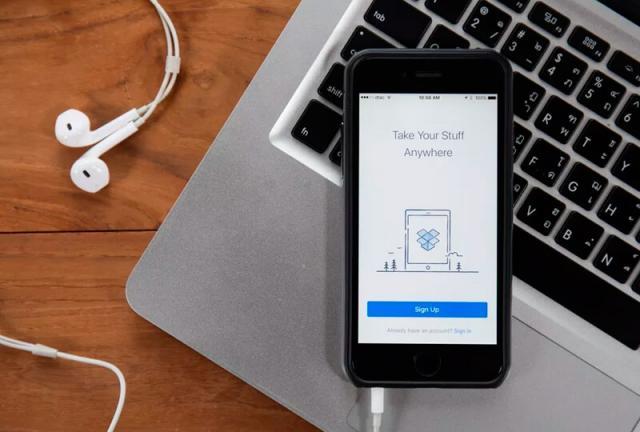 dicas maturidade armazenamento fotos online dropbox