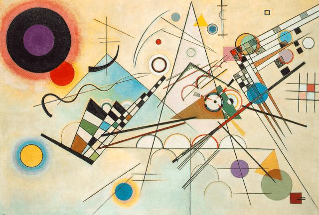 Vassily Kandinsky Bauhaus