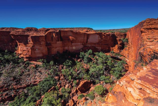 deserto Austrália viagem
