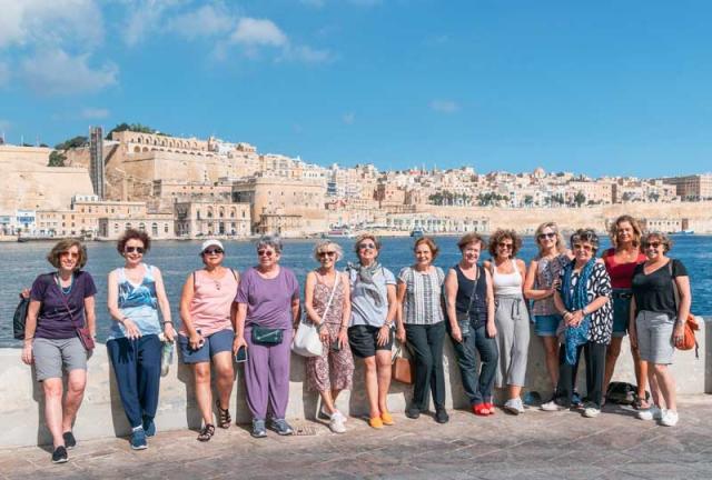 Ilha Malta Europa