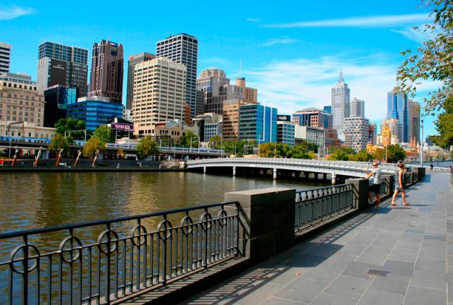 rio melbourne austrália