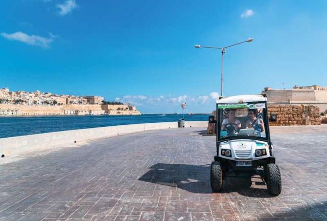 Rolling Geeks Ilha Malta Europa