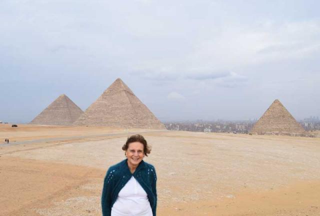Pirâmides de Gizé Egito