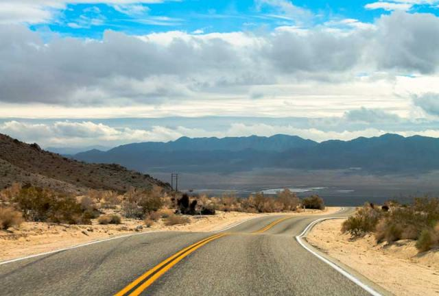 rodovia Estados Unidos