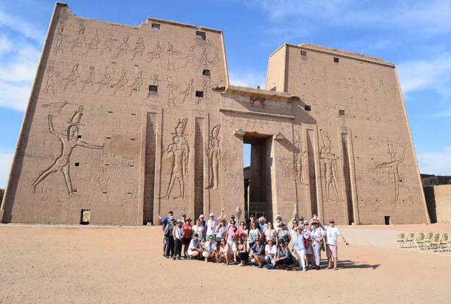 Templo de Edfu Egito