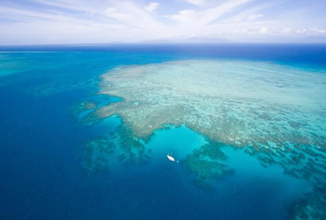 Grande Barreira de Coral natureza na Austrália