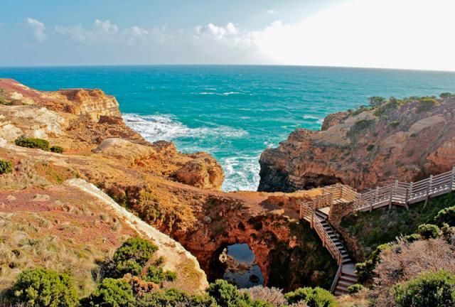 Pedras dos Doze Apóstolos Great Ocean Road Austrália