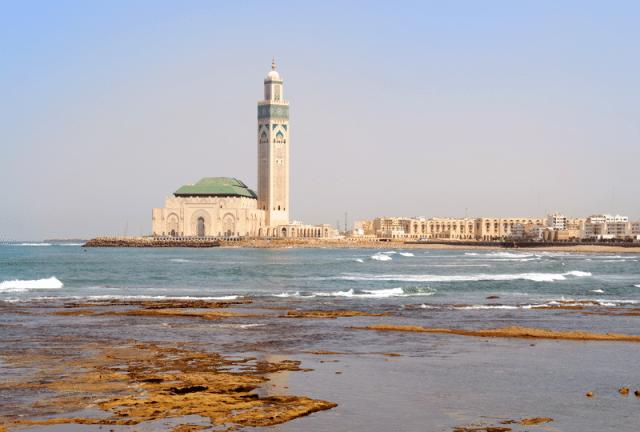 Cidade Casablanca Marrocos
