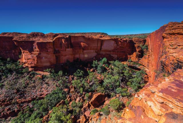 deserto Austrália
