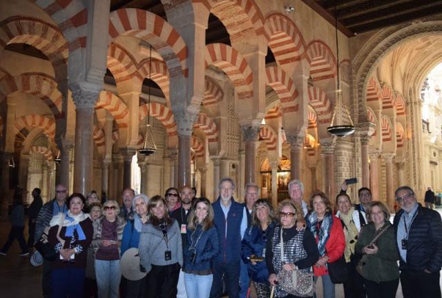 mesquita cordoba sul da espanha