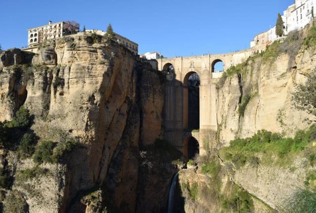 puente nuevo ronda sul da espanha