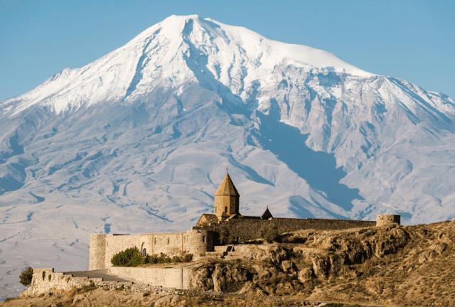 destino dos sonhos khor virap armênia cáucaso