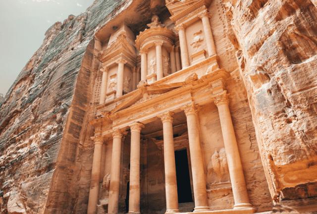 destino dos sonhos petra jordânia