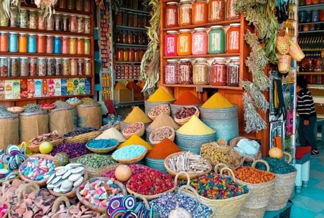 aromas do mundo especiarias egito