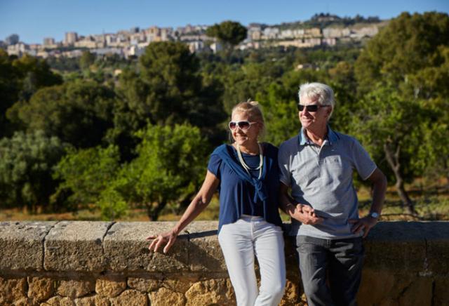 grupo viagens casal sul da Itália