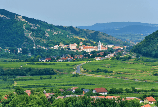 Dürnstein Áustria