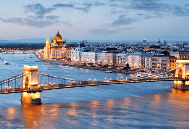 ponte Budapeste Hungria