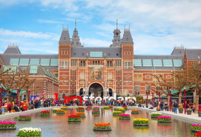 Museu Rijksmuseum amsterdã holanda