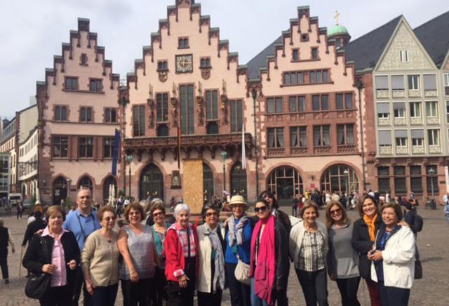 grupo frankfurt alemanha