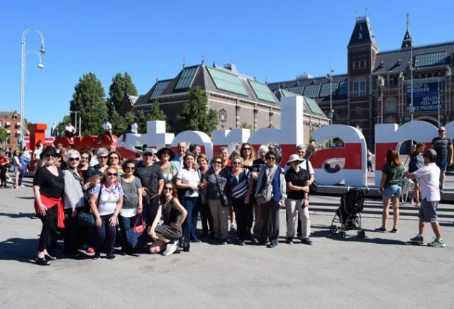 viagem grupo amsterdã holanda