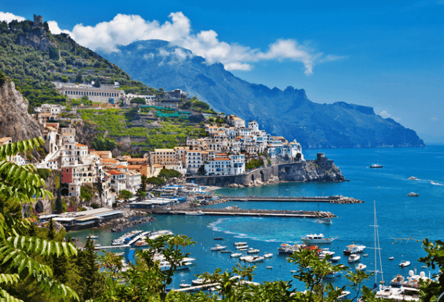 Amalfi Costa Amalfitana Itália
