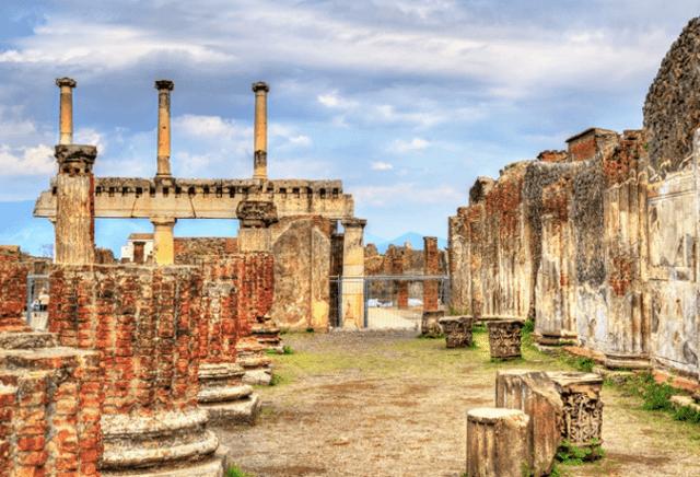 Pompeia Itália
