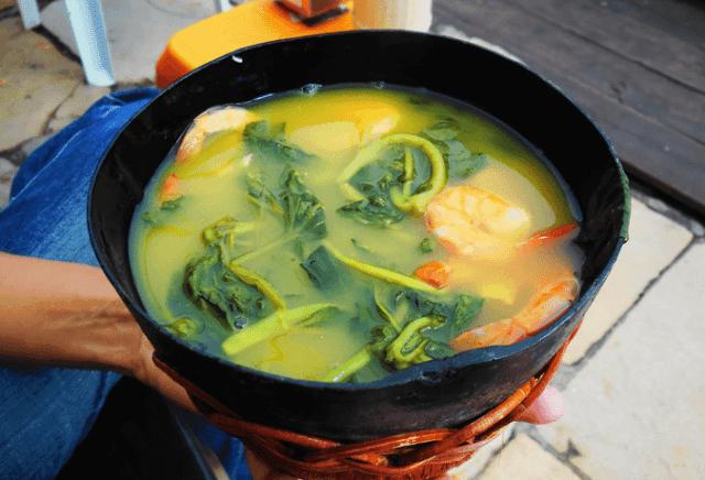 prato Tacacá amazônia