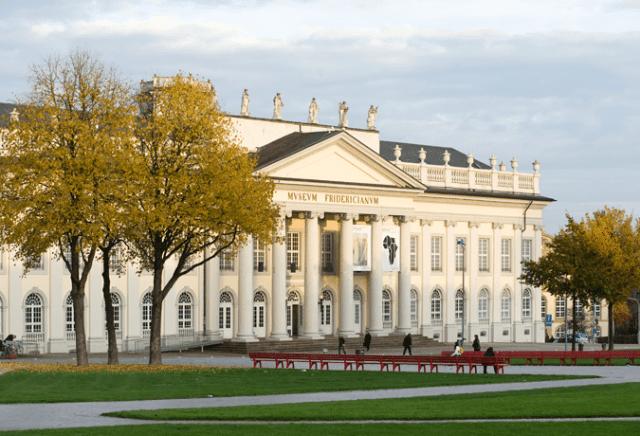Museu Fridericianum Documenta Kassel