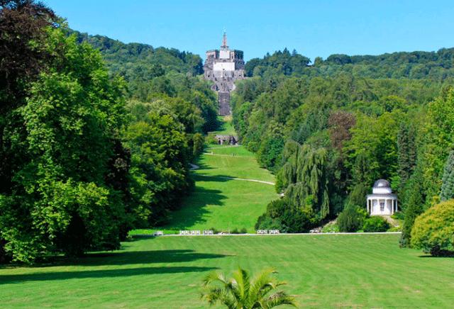 Parque Wilhelmshöhe Kassel