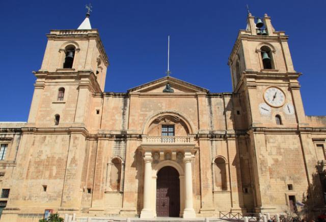 catedral são joão valletta valeta
