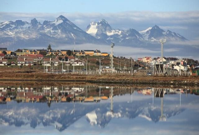 Ushuaia Fim do Mundo