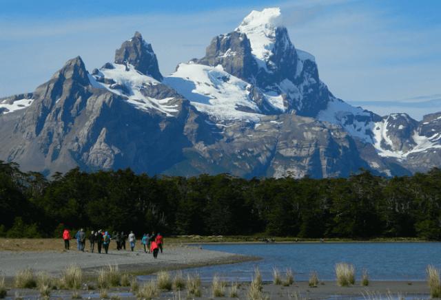 monte darwin patagonia
