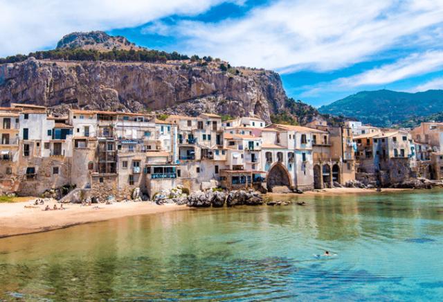 cefalu sicília