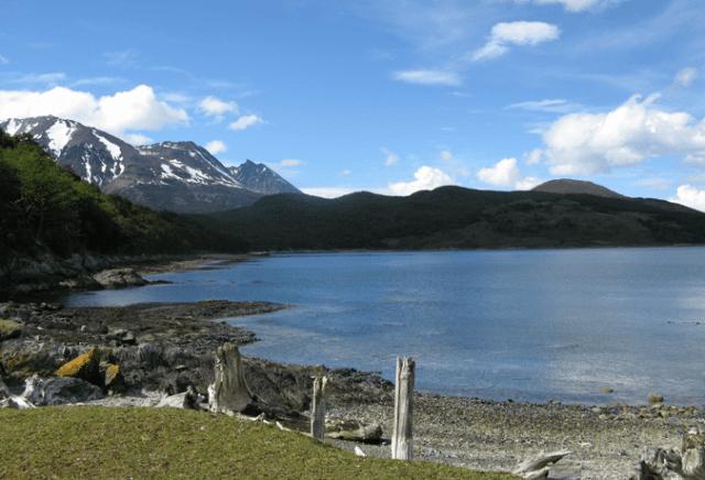 Baía Lapataia patagônia