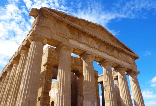 vale dos templos sicília agrigento