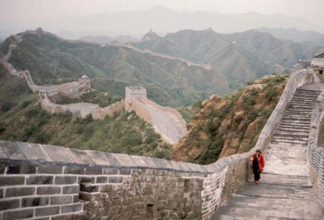 marina e ulay muralha da china