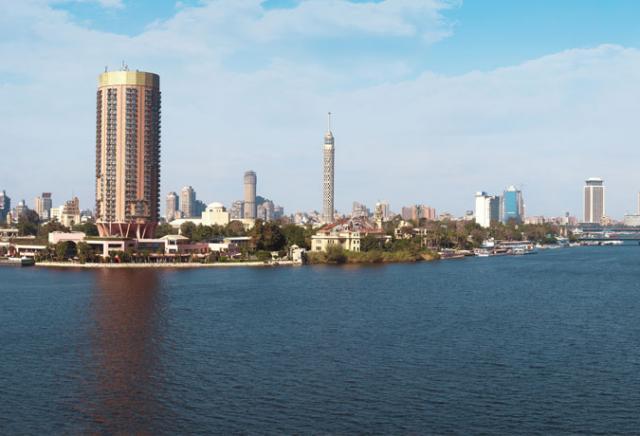 Rio Nilo Cairo