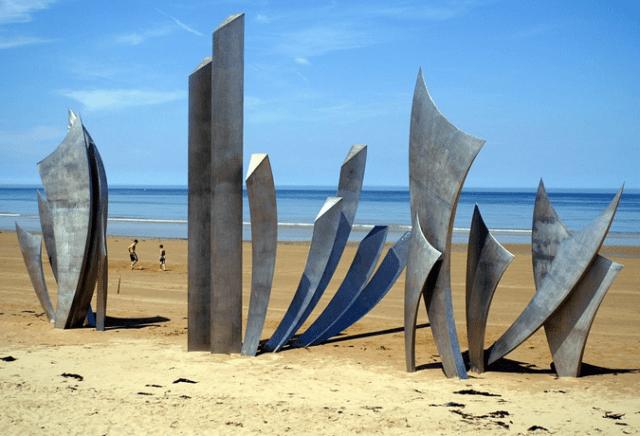 les braves omaha beach