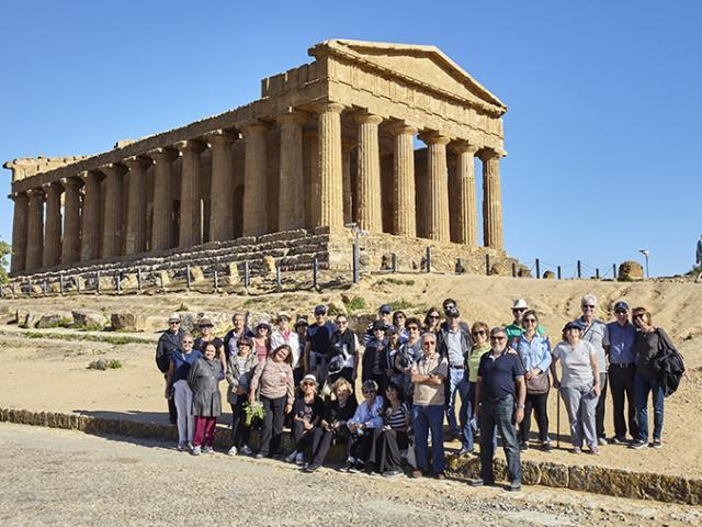 vale dos templos viagem em grupo sicília