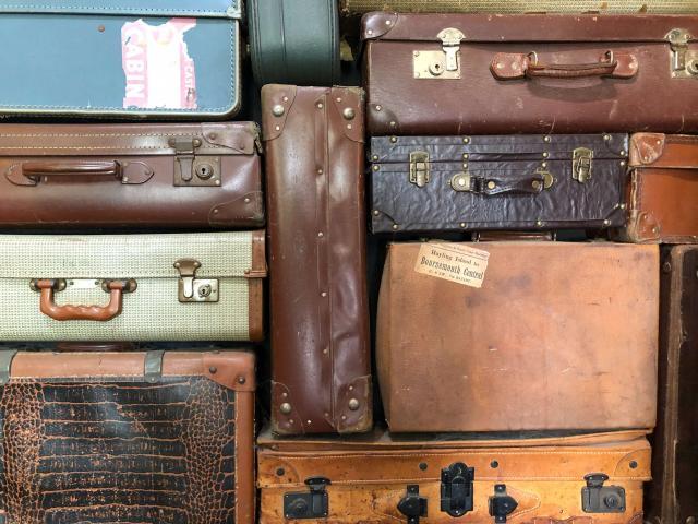 bagagem despachada viagem